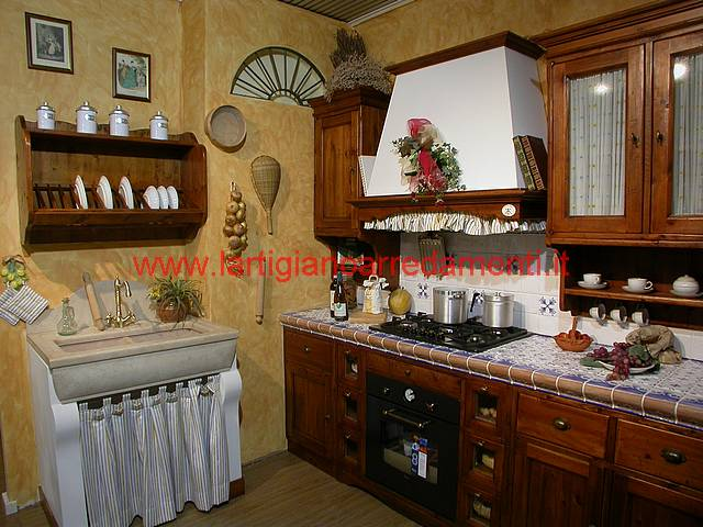 Cucine in muratura foto realizzazioni pag 1 for Foto cucine in muratura