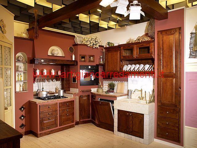 Cucina in muratura faolina galleria fotografica