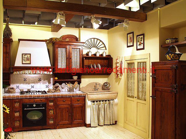 Emejing piccole cucine in muratura rustiche ideas ideas - Foto cucina in muratura ...