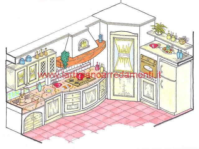Progettare cucina on line gratis top amazing produttori di tavoli da pranzo progettare cucina d - Disegnare cucine gratis ...